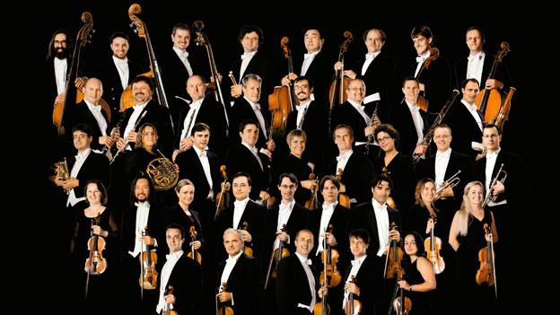 Das Orchestra della Svizzera Italiana.