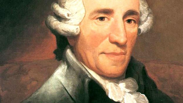 Haydn war bekannt als Neuerer beim Schreiben von Klaviersonaten und Klaviertrios.