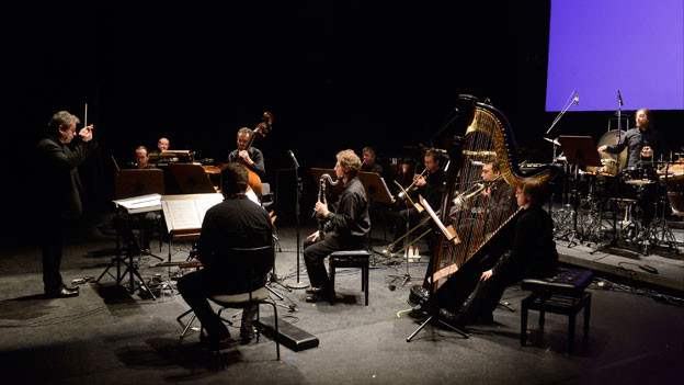 Ensemble Orchestral Contemporain beim Festival Ultraschal