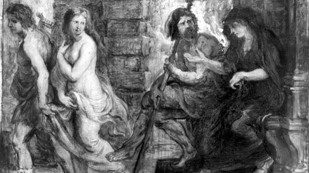 «Orpheus und Eurydike» von Peter Paul Rubens