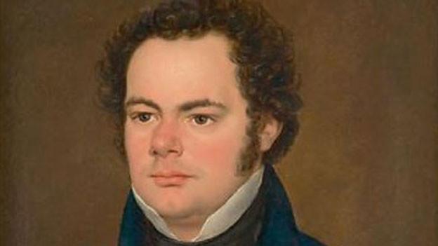 Franz Schubert im Porträt