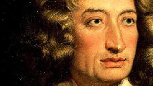 Arcangelo Corelli im Porträt.