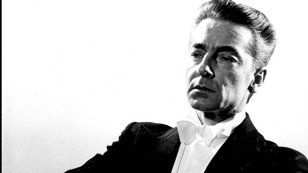 Herbert von Karajan um 1955