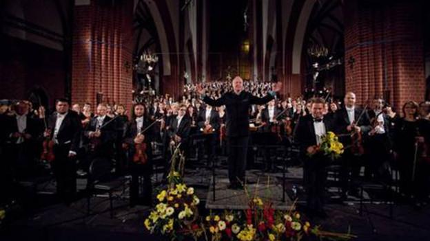 Erstklassige Choraufführungen: Gabrieli Consort & Players.