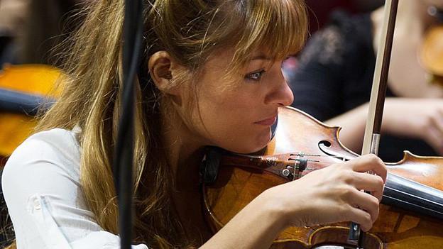 Nicola Benedetti in der Royal Albert Hall