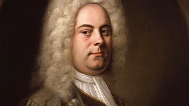Friedrich Haendel im Porträt.