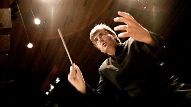 Der Dirigent Thomas Dausgaard