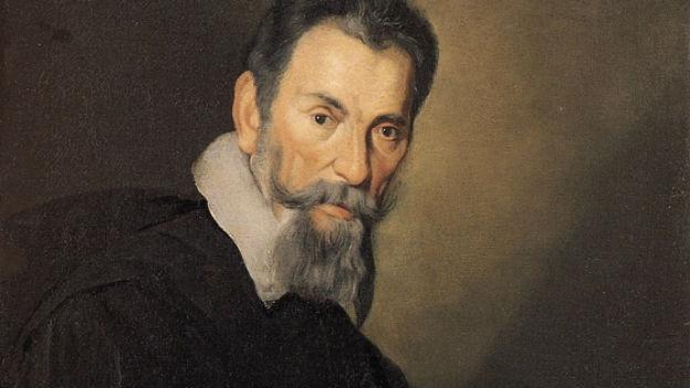 Claudio Monteverdi im Porträt.