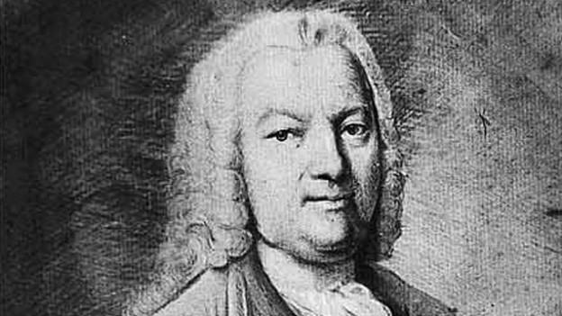 Johann Georg Pisendel, Porträt aus der Sammlung von Carl P. E. Bach.