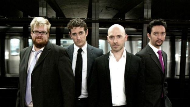 Seit 2006 sind die Vier «New York Polyphony»