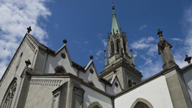 St. Laurenzen in St. Gallen mit aussergewöhnlichem Raumklang