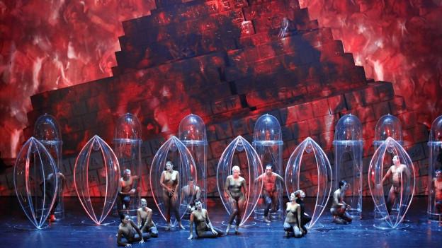«Babylon», Oper von Jörg Widmann, Libretto Peter Sloterdijk
