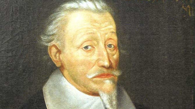 Porträt des Komponisten Heinrich Schütz vom Maler Christoph Spetner
