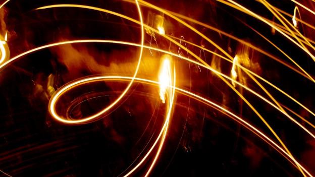 «Feuermusik», ein Schlagworte, das zu einer der neuen CDs passt.
