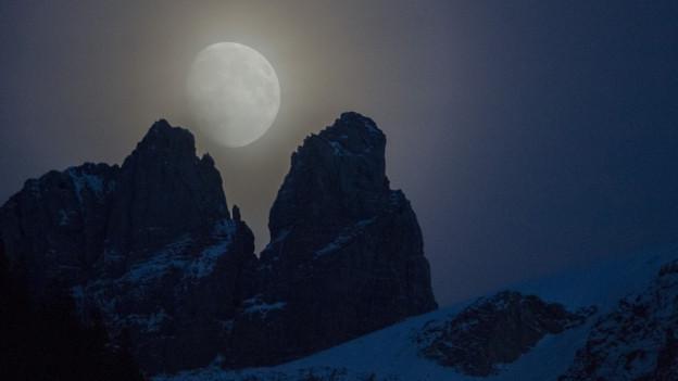 Engelberg bei Nacht