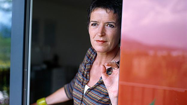 Die Autorin und Dozentin Gisela Widmer.