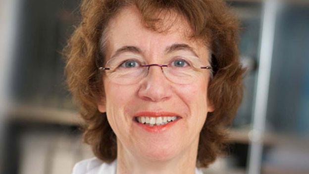 Klara Landau ist Klinikdirektorin der Universitäts-Augenklinik in Zürich.