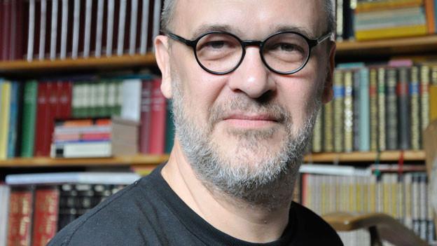 Ein Porträtfoto von Ingo Nentwig