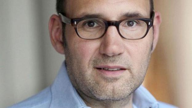 Autor und Journalist Christian Seiler