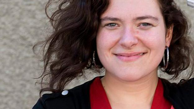Nora Gomringer fördert bereits als 30-Jährige den literarischen Nachwuchs.