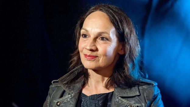 Radiofrau und Autorin Marion Brasch.