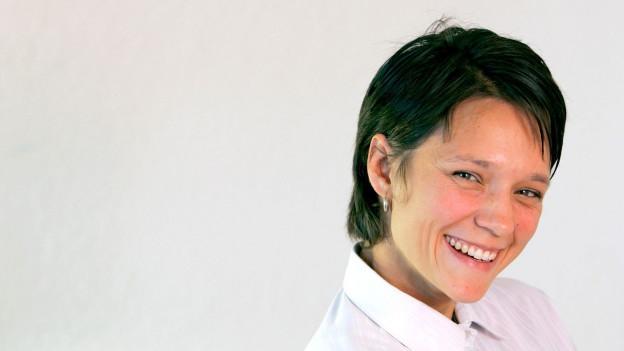 Leichtfüssig zum Prix de Lausanne: Schauspielerin Sabine Timoteo.