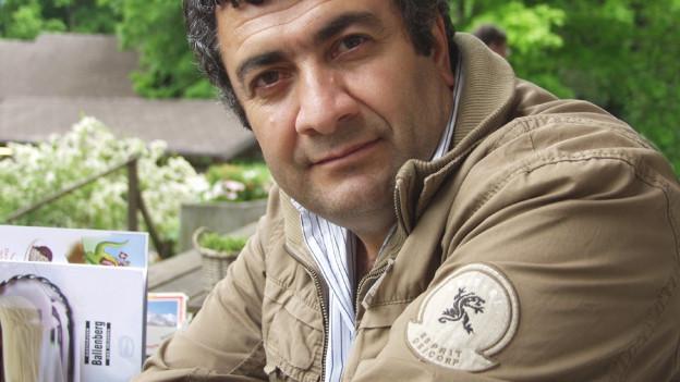 Regisseur Mano Khalil.