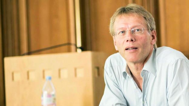 Porträt des Historikers Thomas Maissen