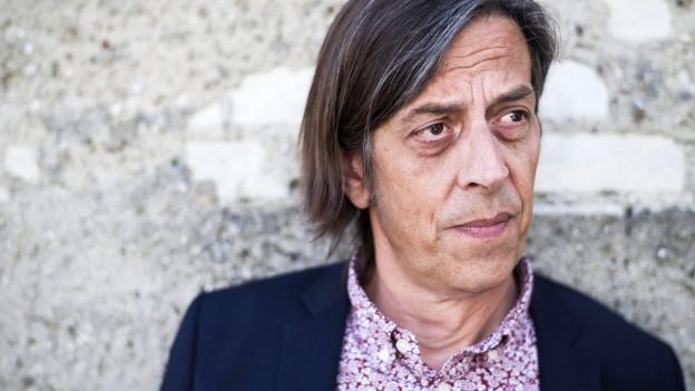 Porträt des Schriftstellers Pedro Lenz