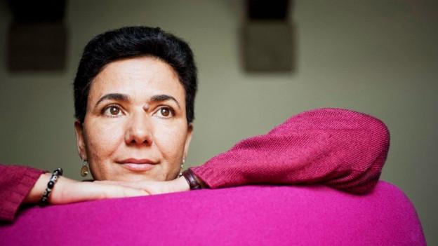 Porträt von Saïda Keller-Messahli