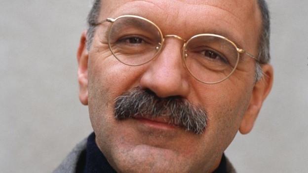 Porträt von Köbi Gantenbein