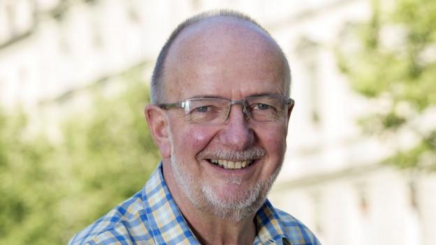 Klimaforscher Heinz Wanner