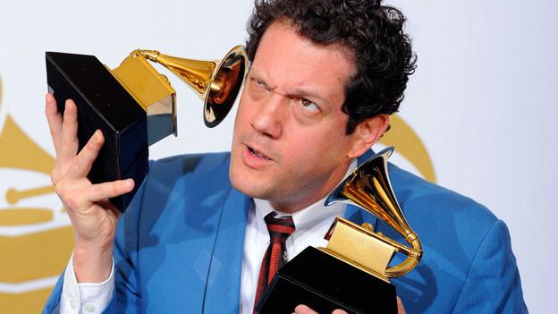 Michael Giacchino bei der Grammy Verleihung