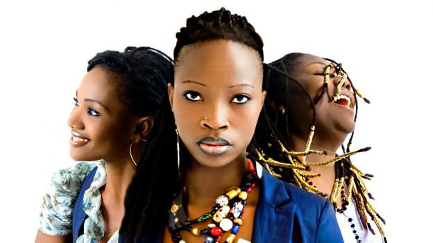 Die Lörrach zu Gast: Die Singer-Songwriterinnen von Acoustic Africa.