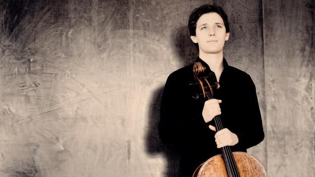 Der Cellist Maximilian Hornung.