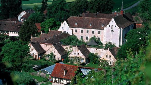 Romantischer Ort für romantische Musik: die Kartause Ittingen.