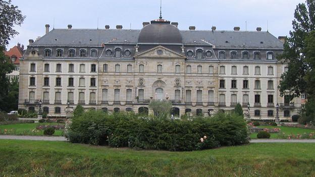 Seit den 20er Jahren Mekka der Neuen Musik: Das Schloss in Donaueschingen.