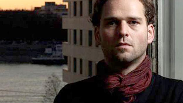 Der Berner Musiker Christian Kobi