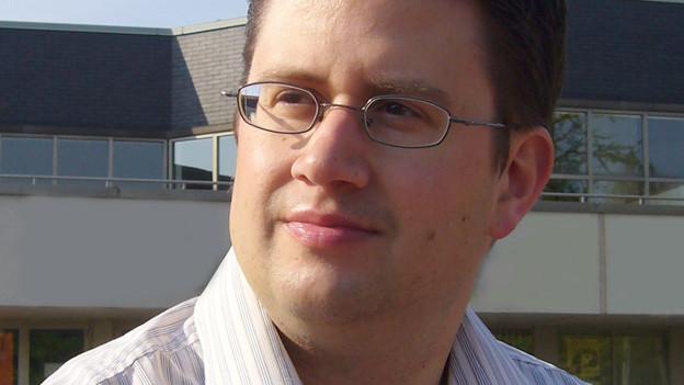Der Komponist Michel Roth.