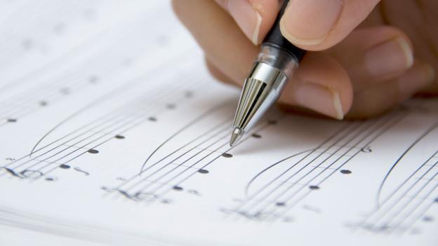 Wie funktioniert das Komponieren?