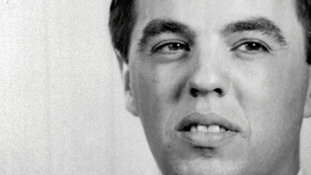 Alan Lomax in einer Aufnahme aus dem Jahr 1948.