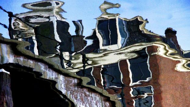 Am Wasser des Keizersgracht