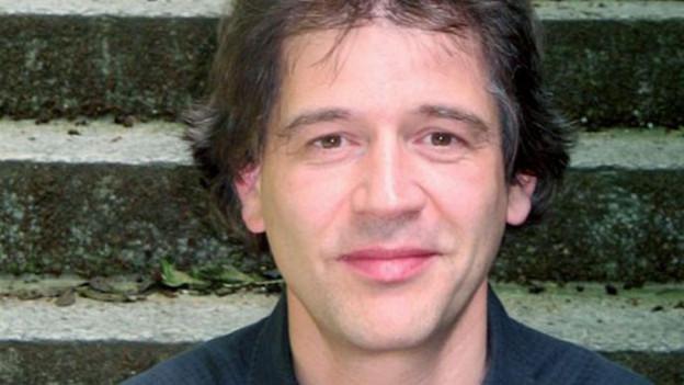Der Schweizer Klarinettisten Ernesto Molinari.