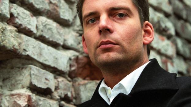 Porträt des Komponisten Matthias Pintscher.