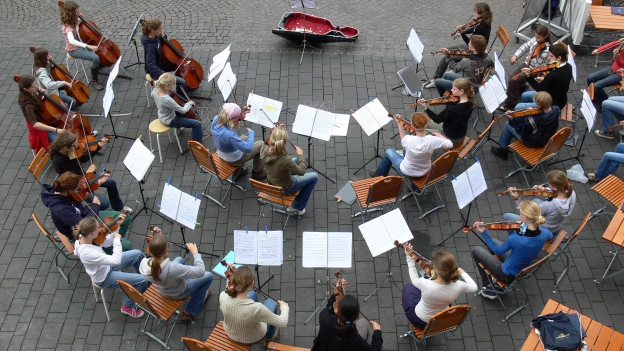 Contemporary Music for All - ein wegweisendes Projekt aus England