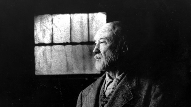 Kühner Klangpionier: Der amerikanische Komponist Charles Ives.
