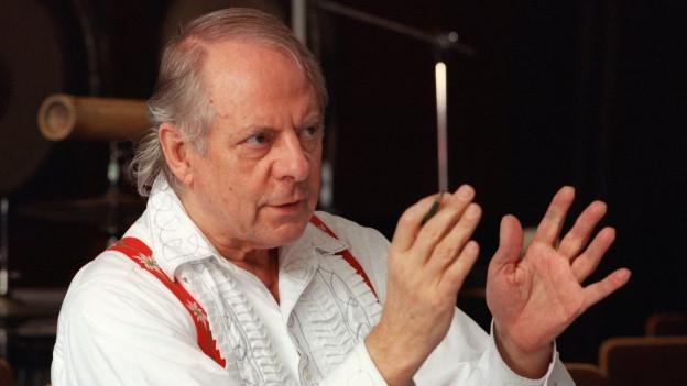Karlheinz Stockhausen (1928-2007)