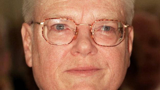 Der Dirigent und Komponist Hans Zender wurde mit seinen Kompositionen weltberühmt.