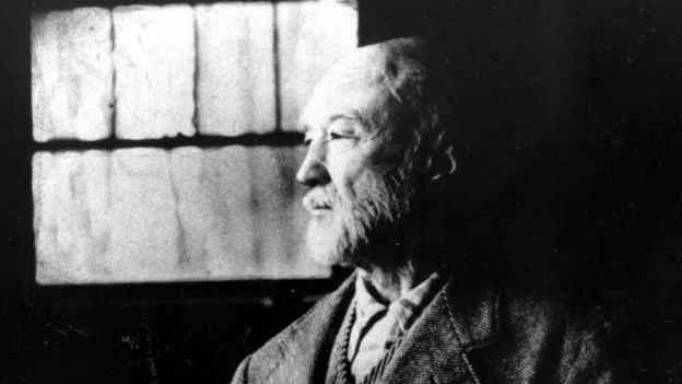 Der Amerikaner Charles Ives war einer der kühnsten Klangpioniere seiner Zeit.