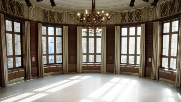 Konzertsaal im Gare du Nord